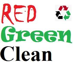 Red, Green, Clean
