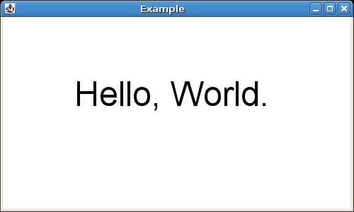 Experiments With JavaFX Script | OCI