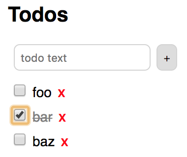 ToDo List App screenshot