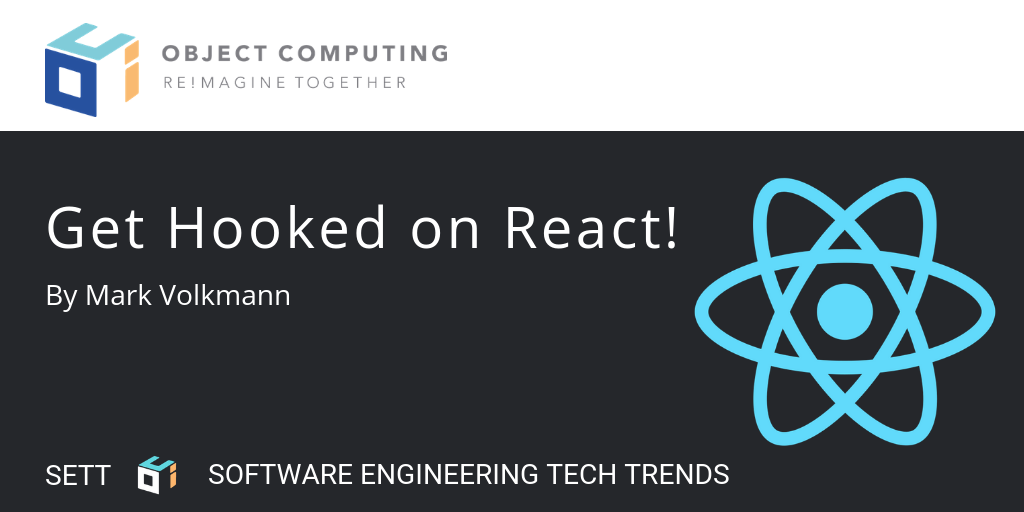 Get Hooked on React! | OCI