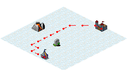 Pathfinding with A* | OCI