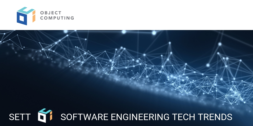 Software Engineering Tech Trends | OCI