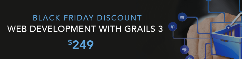Web Development with Grails 3
