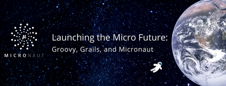 Find out where you can see Micronaut in action before it's released!