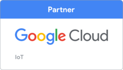 We're proud to have earned the Internet of Things (IoT) Partner Specialization in the Google Cloud Partner Program