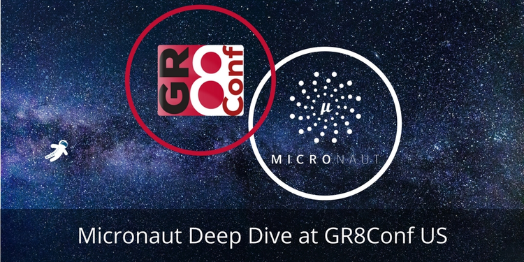Micronaut is ready for its close-up at GR8Conf US - 2-day, hands-on workshop