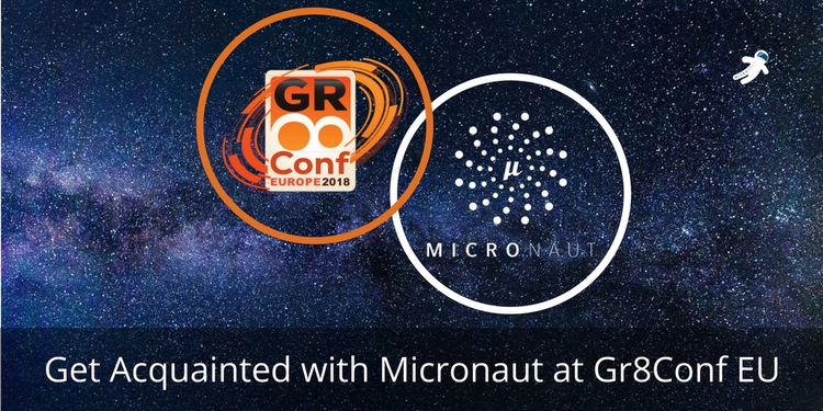 Get acquainted with Micronaut at GR8Conf EU