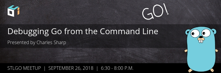 STL Go Meetup Debugging Go from the Command Line