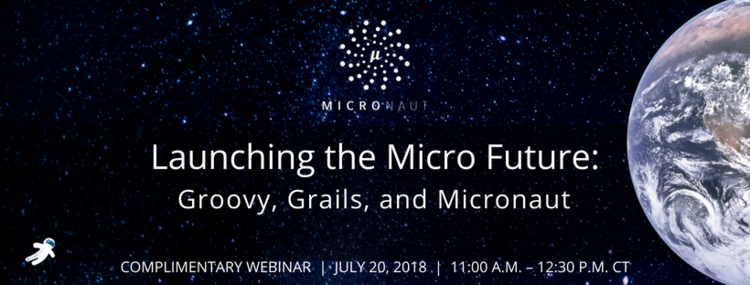 Launching the Micro Future Complimentary Webinar | Free Micronaut Training