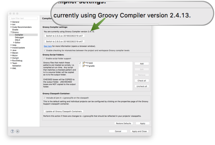 Groovy Compiler