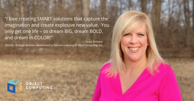 """I love creating SMART solutions that capture the imagination and create explosive new value.  You only get one life – so dream BIG, dream BOLD, and dream in COLOR"""